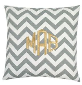 personalized_pillow_gray_chevron