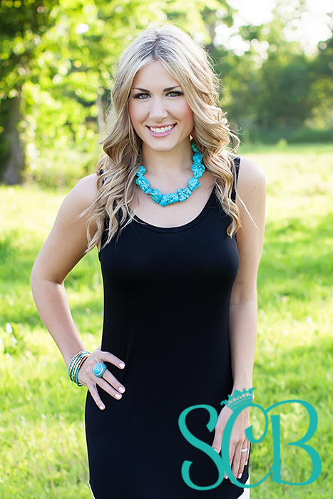 Southern Crown Boutique Necklace